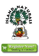 Register for the Organic Gardening and Cooking Class at Island Naturals Market in Hilo, Hawaii
